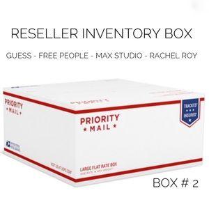 RESELLER INVENTORY BOX #2